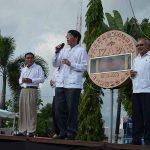 Brindis por la amista de Tapachula, Chiapas y México con el país Japonés.
