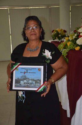 Zonia Vázquez.