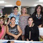 Paola Zamorano, Osmally Aceituno, Rosario Casahonda, Elizabeth Mar, Karime Quintero, Martha Peña, Maggie Arenas.