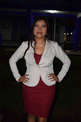 Jenny Morales.
