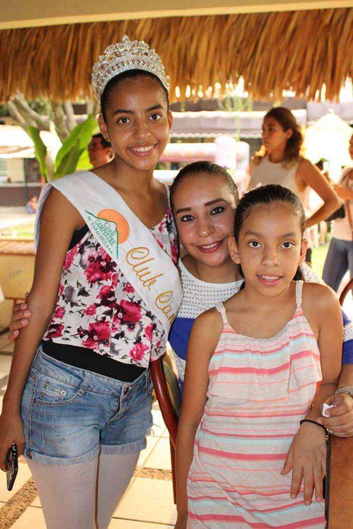 Marifer Vera, Rocío, Victoria Vera.