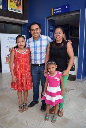 Familia Silvestre Estrada.