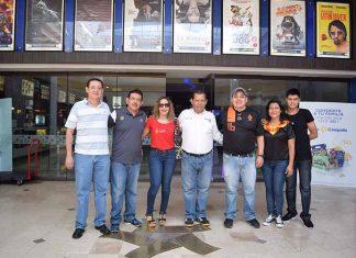 Juan Carlos Becerra, Tomas Domínguez, Olga López, Delfino Cajina, Ulises León, Vidalia Nieto.
