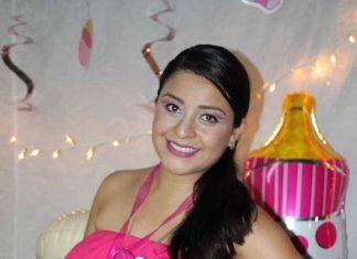 Evelin García.