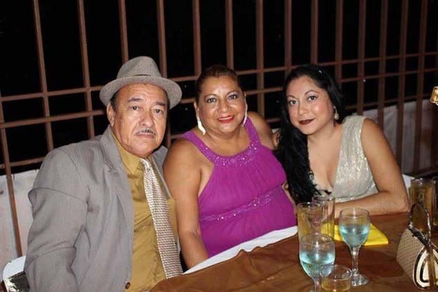 Familia Guzmán Aguilar.