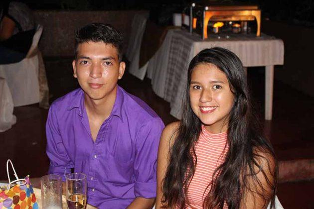 Carlos, Claudia Mota.