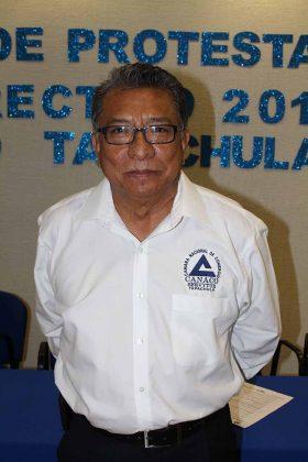 Carlos Murillo, Presidente CANACO 2017-2018.