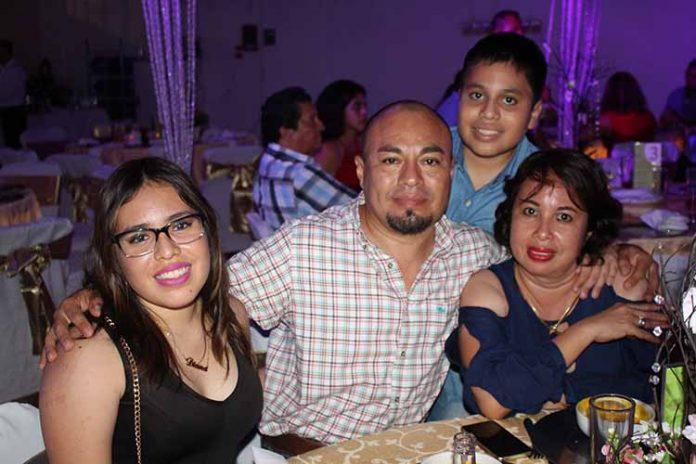 Familia Terán Sánchez.