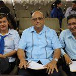Carolina Reyes, Rafael Peñaloza, Jorge Pérez.