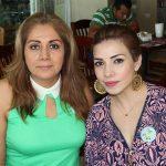 Daisy Sainz, Sandra Villalobos.