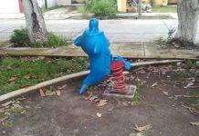 Gente Irresponsable Ocasionó Daños en Parque de La Antorcha