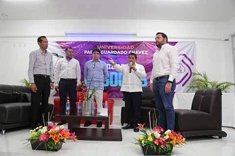 En Chiapas se Promueve el Ecosistema del Emprendimiento