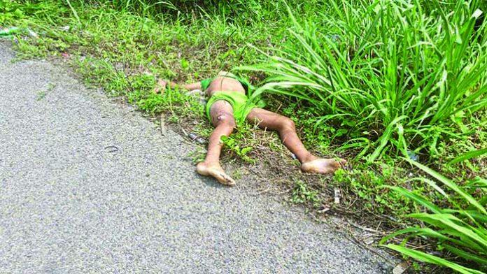 Niño Muere Atropellado