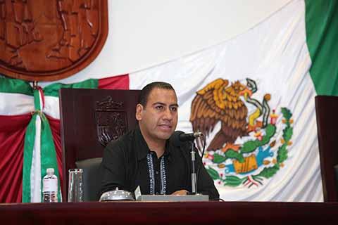 """Congreso del Estado Instituye Medalla """"Miguel Álvarez del Toro"""": ERA"""