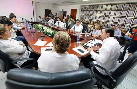 Presenta Fernando Castellanos Nuevo Reglamento de Construcción para Tuxtla Gutiérrez