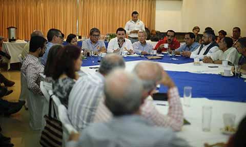 Mediante el Diálogo y Apertura se han Logrado Avances Importantes Para Tuxtla: Castellanos