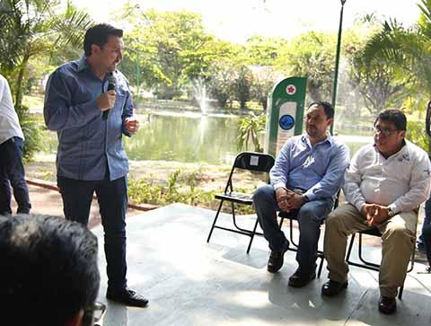 Gobierno de Fernando Castellanos ha Recuperado el Patrimonio Ambiental