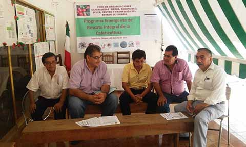 Persiste Trato Discriminatorio a Productores con Deudas: Aguilar Reyna
