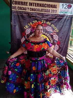Promueven el Consumo del Chocolate en Tuxtla Chico