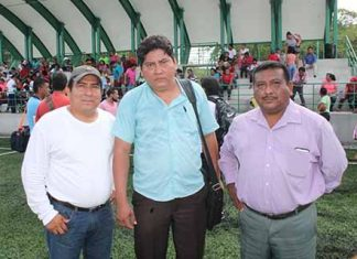 Inició el Encuentro Deportivo Democrático