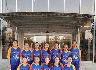 Selección Chiapas Participa en Campeonato Nacional U14