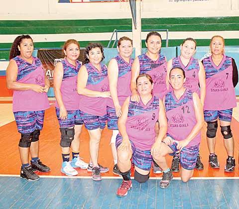 Stars Girls Derrota a Soles Team