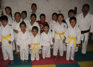 Destacan los Beneficios del Karate