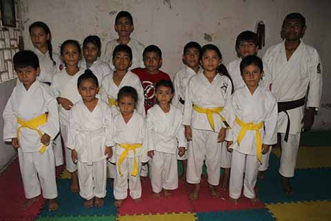 Destacan los Beneficios del Karate