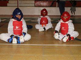 """Un Éxito """"Clínica de Estilos y Combate"""" Durante Abierto Internacional de Taekwondo"""