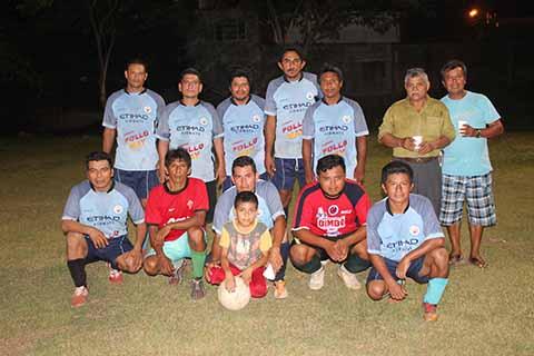 Gavilanes de Estol Golean a Deportivo Gabriel