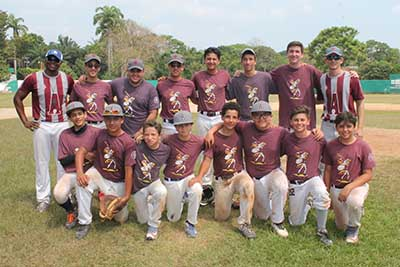 Hornets de Guatemala Superan a Juvenil Tapachula