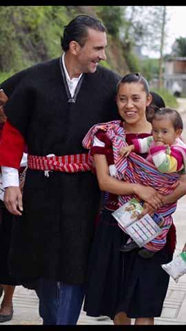 La Ruta del Telar, Belleza de los Pueblos Indígenas: Sen. Melgar