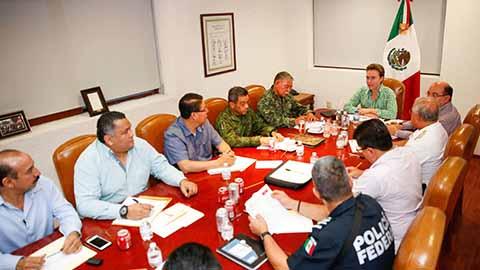 Baja Chiapas Índices Delictivos: Observatorio Nacional Ciudadano