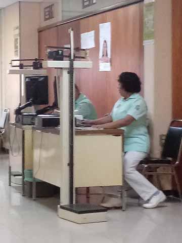 Persona de la Tercera Edad Denuncia Negligencias en el IMSS Huixtla
