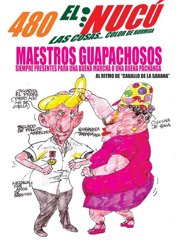 MAESTROS GUAPACHOSOS