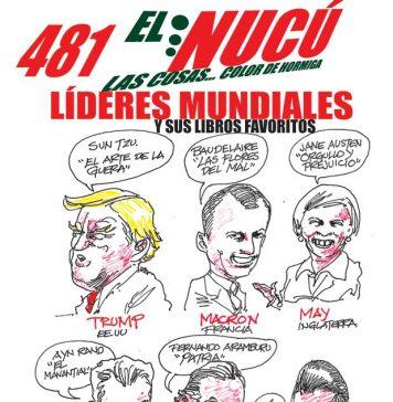 LIDERES MUNDIALES Y SUS LIBROS FAVORITOS...