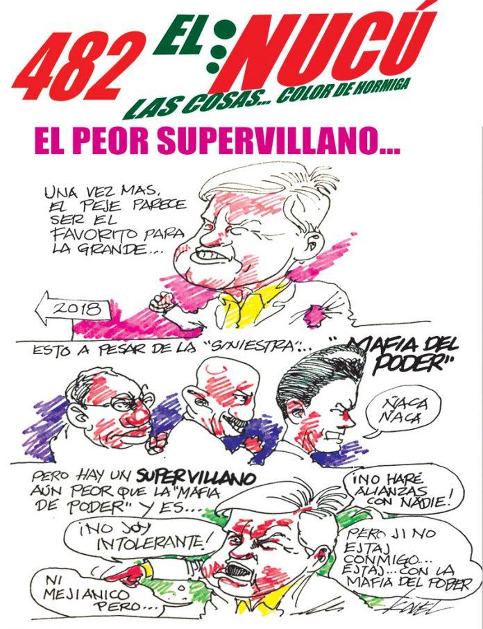 EL PEOR SUPERVILLANO...