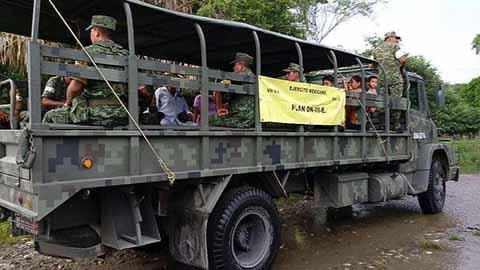 Ejército Preparado Para Aplicar el Plan DN-III-E