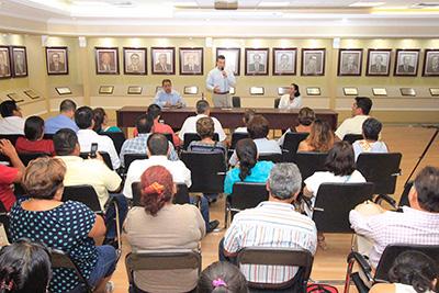 Con el Apoyo de las Asociaciones Civiles se Sociabiliza NSJP