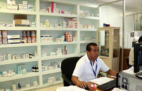 Abastecen Medicamentos a Hospitales de Comitán, San Cristóbal y Tuxtla Gutiérrez