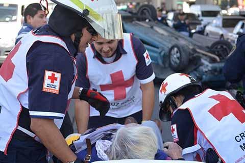 Reconocen Compromiso Humanitario de la Cruz Roja