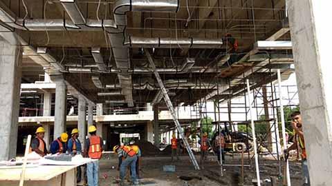 Avanza en Tiempo y Forma el Nuevo Hospital General de Tapachula