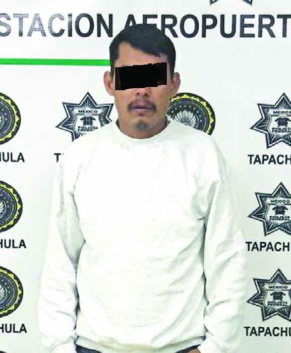 Sorprenden a Presunto Traficante de Personas