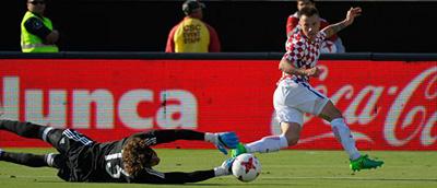 México Pierde 2-1 Ante su Similar de Croacia