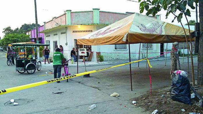 Delincuentes Balean Casa Donde Velaban a Hondureño Asesinado