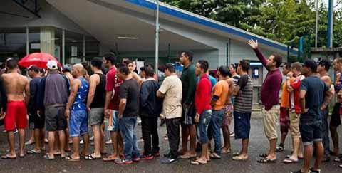Cubanos Usaron Pasaportes Falsos Para Entrar a México