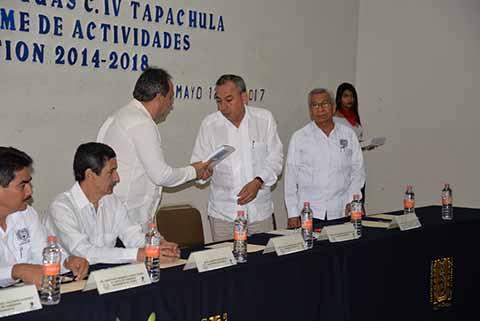 Crece Infraestructura de la Escuela de Lenguas de Tapachula, Campus IV de la UNACH