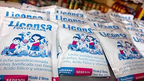 """Amplían en Chiapas Programa """"Un Peso el Litro de Leche"""""""