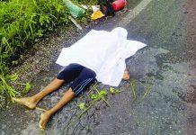 Menor Ciclista Murió Atropellado
