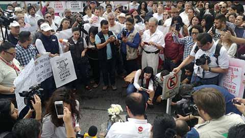 Periodistas Exigen Cese de Asesinatos
